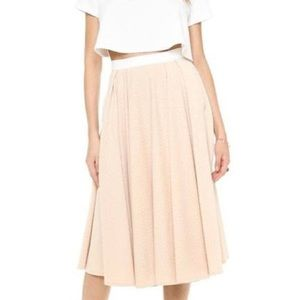 Ronny Kobo Collection Skirts - Torn by Ronny Kobo MAY Toasted Almond Skirt